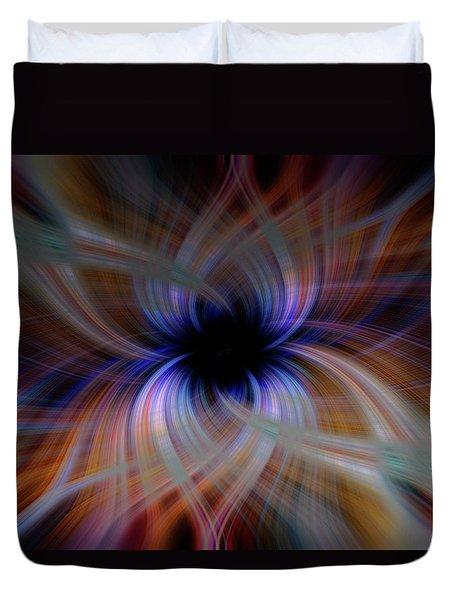 Light Abstract 5 Duvet Cover