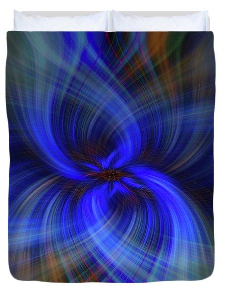 Light Abstract 7 Duvet Cover