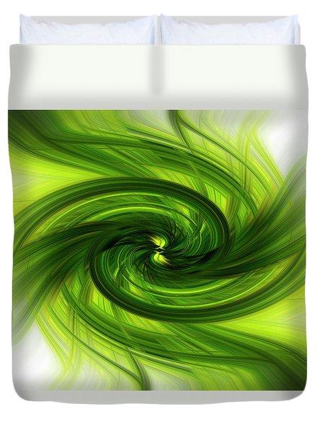 Light Abstract 8 Duvet Cover