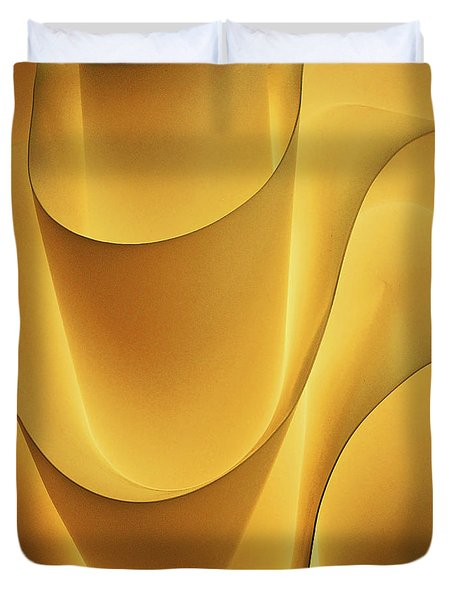 Light And Form I Duvet Cover