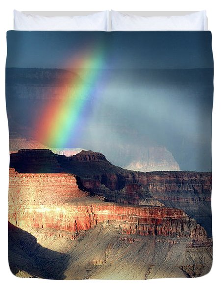 Duvet Cover featuring the photograph Light And Shadow 1 by Nicholas Blackwell