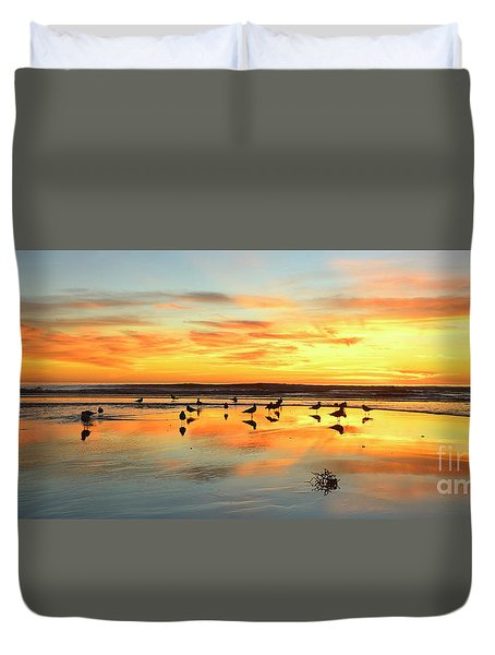 Light Dance North County 34 X 84 Inches Duvet Cover