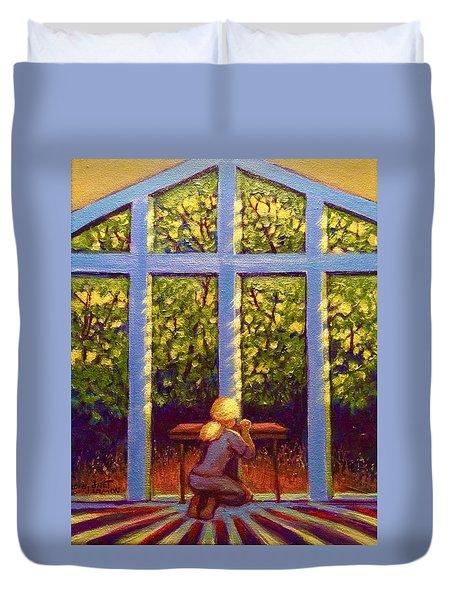 Light Lit Duvet Cover
