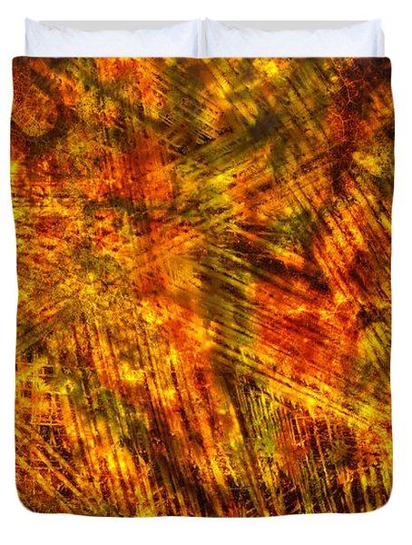 Light Play Duvet Cover by Sami Tiainen