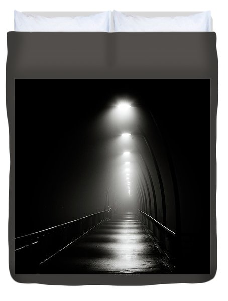 Light The Way Duvet Cover