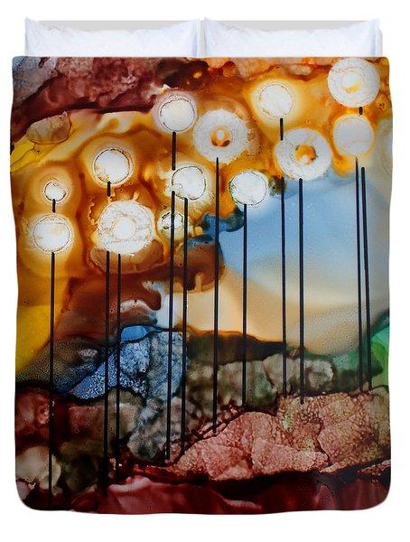 Light The Way Duvet Cover
