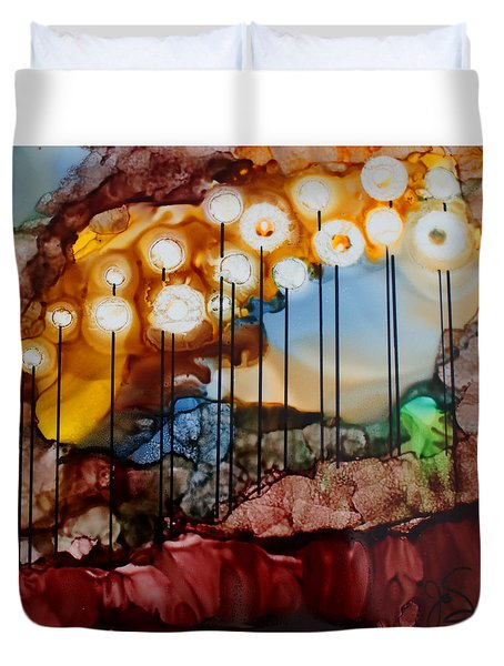 Light The Way Duvet Cover by Joanne Smoley