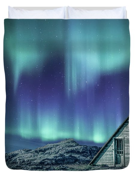 Light Up My Darkness Duvet Cover