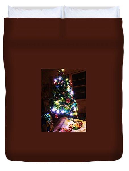 Light Up The Night Duvet Cover