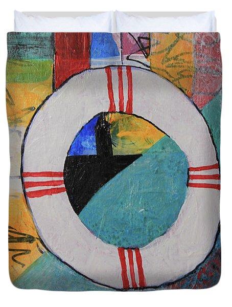 Lighthouse A Duvet Cover