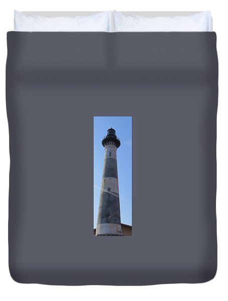 Lighthouse Sc Duvet Cover