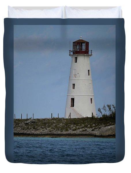 Lighthouse Watch Duvet Cover