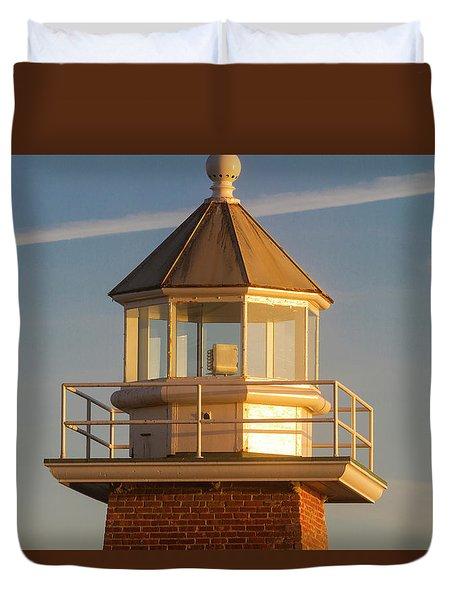 Lighthouse Wonder Duvet Cover