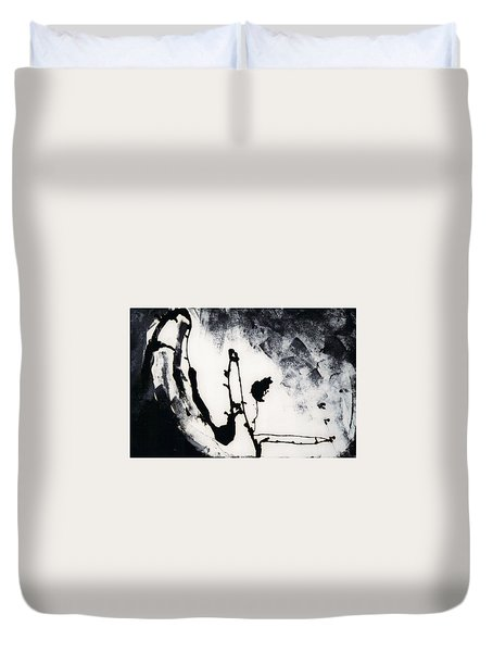 Lightness Of Being Duvet Cover