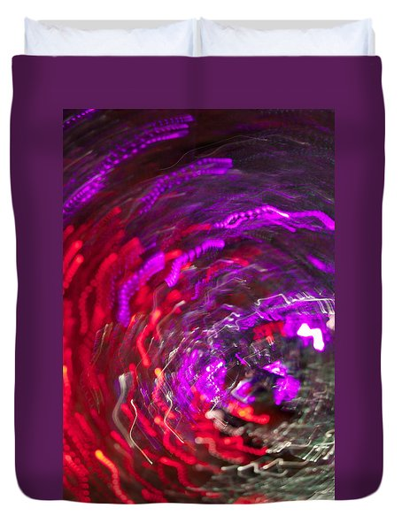 Lights Duvet Cover