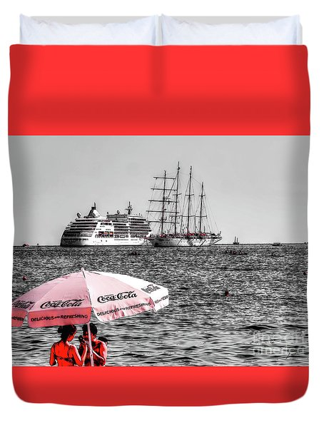 Like A Advert This One Duvet Cover