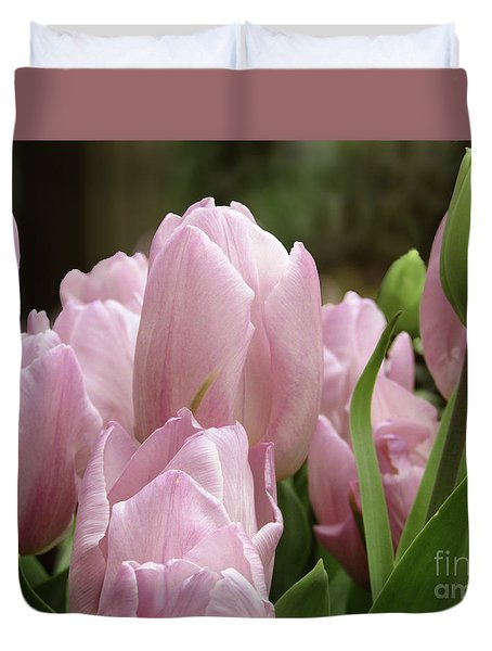 Lilac Charm #2 Duvet Cover
