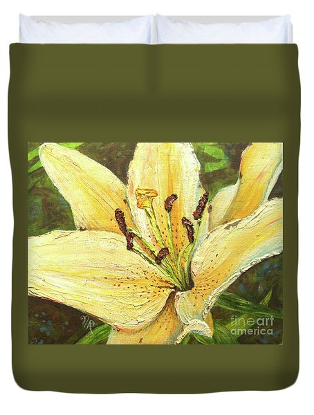 Lily Dream Duvet Cover