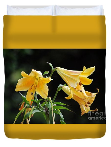 Lily Lily Where Art Thou Lily Duvet Cover