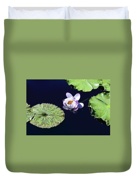 Lily Love II Duvet Cover by Suzanne Gaff