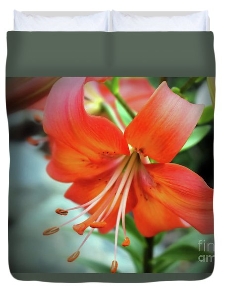 Lily Love Duvet Cover