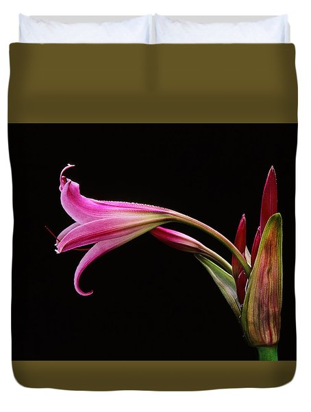 Lily X Duvet Cover