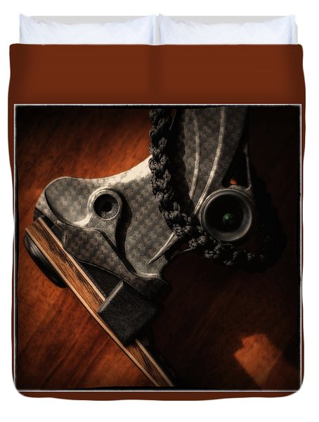 Limb Pocket Duvet Cover