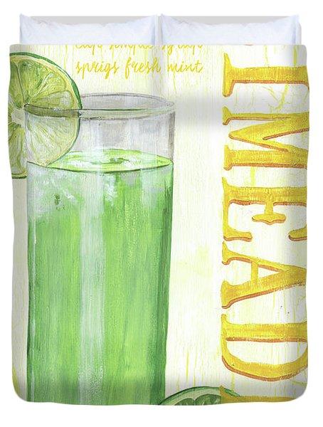 Limeade Duvet Cover
