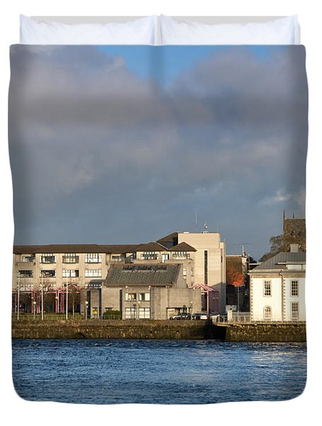 Limerick City Hall Duvet Cover