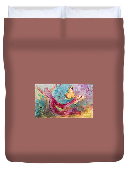 Limitless Duvet Cover