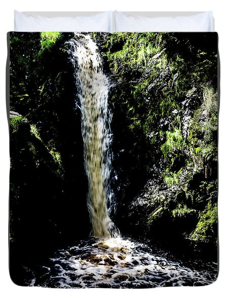 Linhope Spout Waterfall Duvet Cover