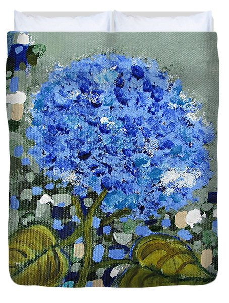 Lindsey's Flower Duvet Cover