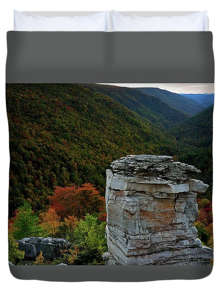Lindy Point Duvet Cover
