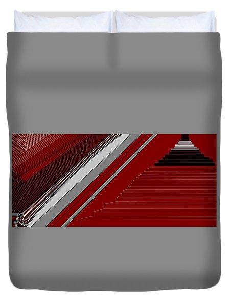 Lines 50 Duvet Cover