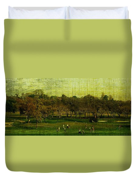 Links Duvet Cover