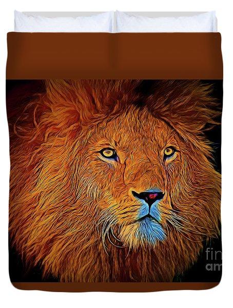 Lion 16218 Duvet Cover