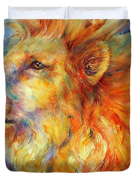 Lionheart Duvet Cover