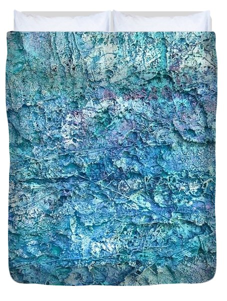 Liquid Abstract #22617 Duvet Cover