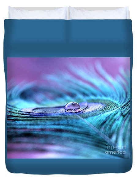 Liquid Bliss Duvet Cover