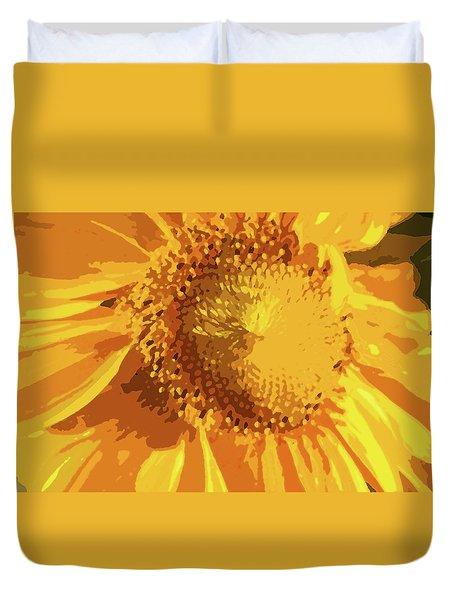 Liquid Petals -  Duvet Cover
