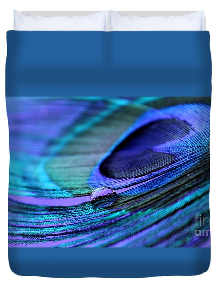 Liquid Spell Duvet Cover