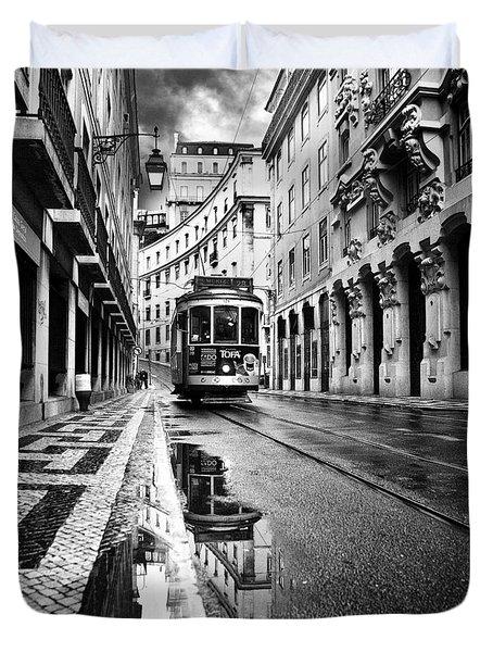 Lisboa Duvet Cover
