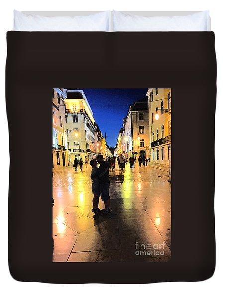 Lisbon Love Duvet Cover
