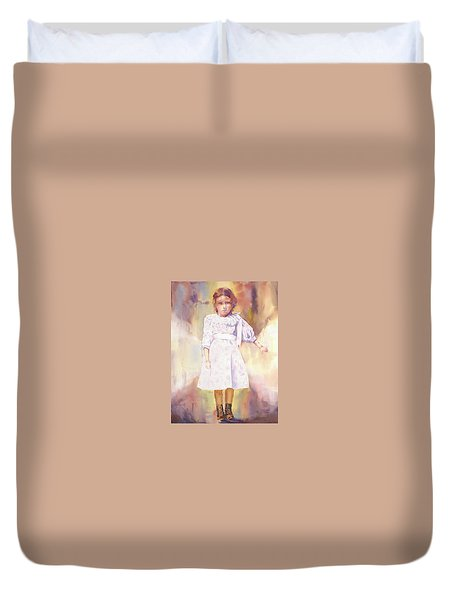 Little Anna Duvet Cover