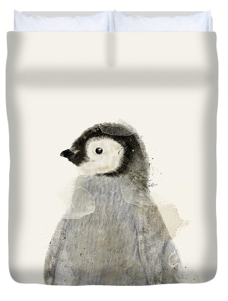 Little Baby Penguin Duvet Cover