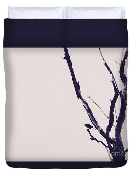 Little Bird Duvet Cover by Tim Good