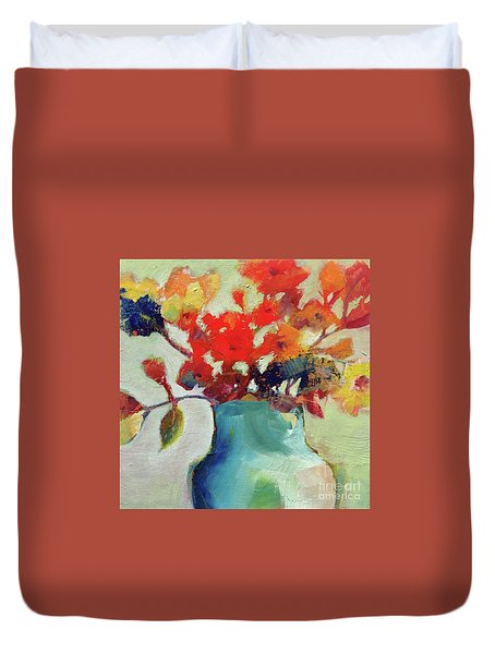 Little Bouquet Duvet Cover
