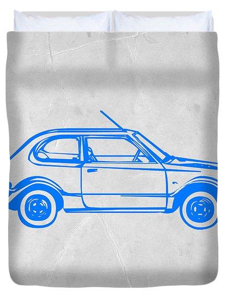 Little Car Duvet Cover