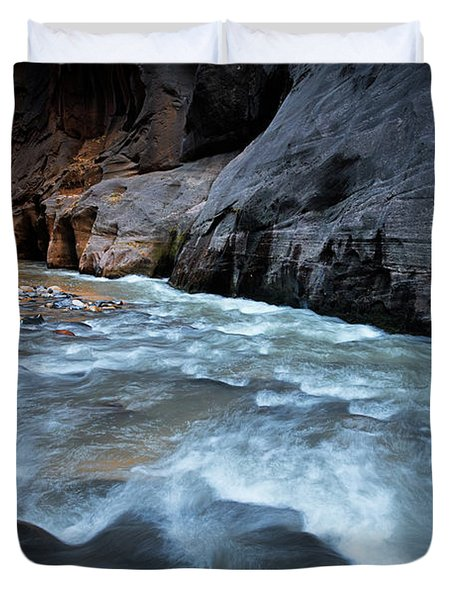 Little Creek Duvet Cover