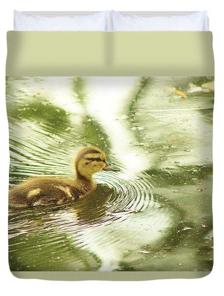 Little Ducky Duvet Cover